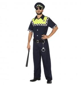 Déguisement Police municipale homme