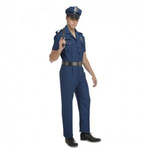 Déguisement Policier New York pour homme
