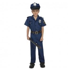 Déguisement Policier New York pour garçon