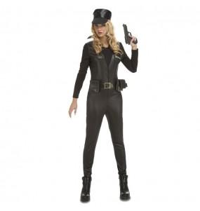 Déguisement Policière SWAT pour femme