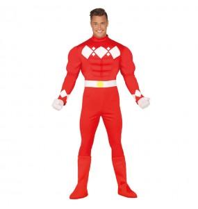 Déguisement Power Ranger pour homme
