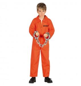 Déguisement Prisonnier Guantánamo garçon