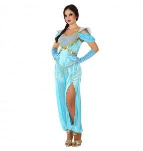 Déguisement Princesse Aladdin femme