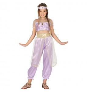 Déguisement Princesse Arabe Jasmine pour fille
