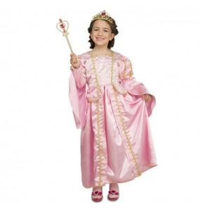 Déguisement Princesse avec accessoires pour fille