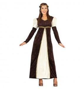 Déguisement Princesse de la Cour Médiévale pour femme