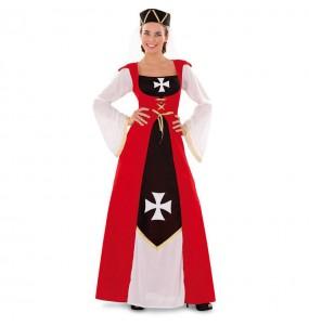Déguisement Princesse de Malte femme