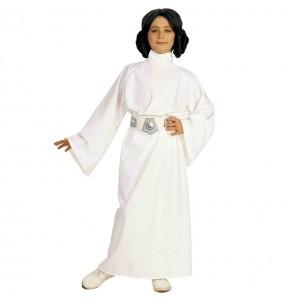 Déguisement Princesse Leia Star Wars fille