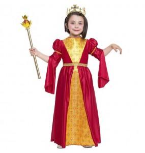 Déguisement Princesse Médiévale Inés fille