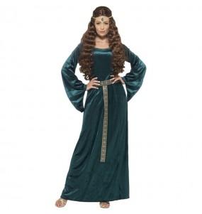 Déguisement Princesse Médiévale Leonilde femme