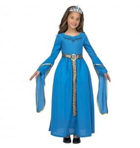 Déguisement Princesse Médiévale Alienor fille