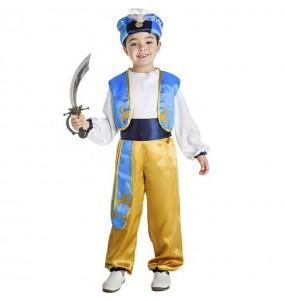 Déguisement Prince arabe Aladin garçon