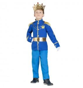 Déguisement Prince Charmant garçon