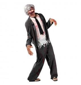 Déguisement Professeur Zombie