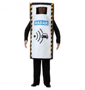 Déguisement Radar de vitesse homme
