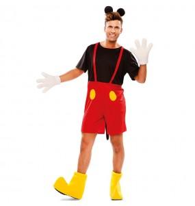 Déguisemen Mickey Mouse homme