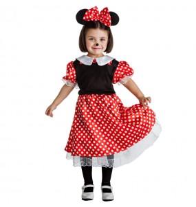 Déguisement Souris Minnie Mouse fille