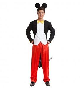Déguisement Souris Mickey Mouse homme