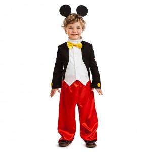 Déguisement Souris Mickey Mouse garçon