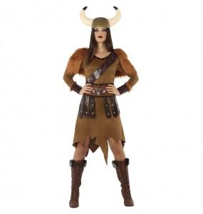 Déguisement Reine Viking femme