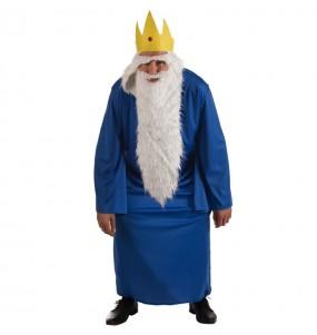 Déguisement Roi des Glaces Adventure Time homme