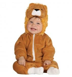 Déguisement Roi Lion pour bébé