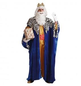Déguisement Roi Mage Melchior adulte