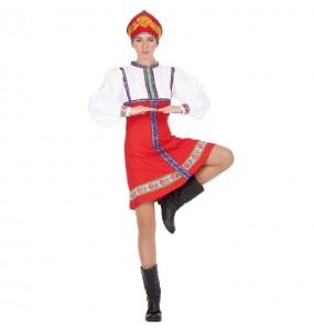 Déguisement Russe Classique femme