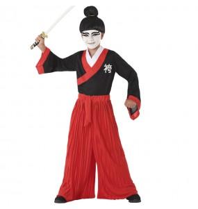 Déguisement Samouraï Japonais Garçon