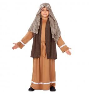 Déguisement Saint Joseph marron garçon