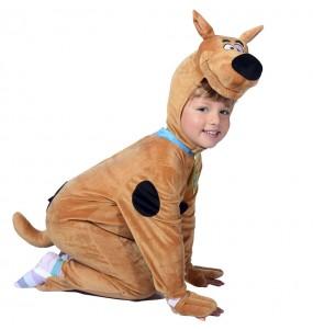 Déguisement Scooby-Doo bébé