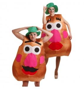 Déguisement Mr. et Ms. Potato adulte