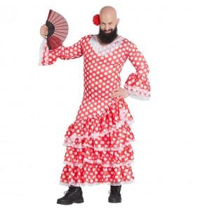 Déguisement Robe Flamenco homme