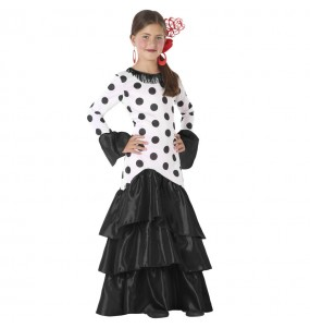 Déguisement Danseuse Flamenco Macarena fille