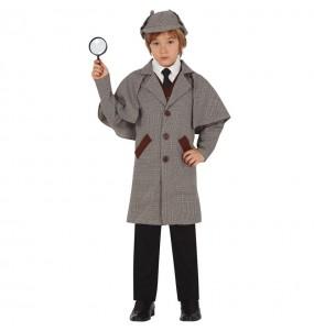 Déguisement Sherlock Holmes garçon