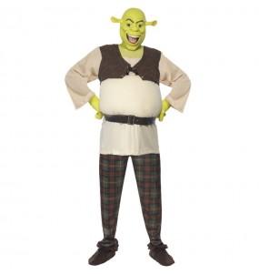 Déguisement Shrek Deluxe homme