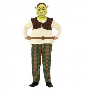 Déguisement Shrek Deluxe garçon