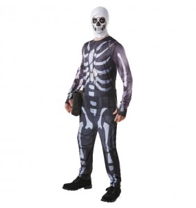 Déguisement Skull Trooper Fortnite adulte