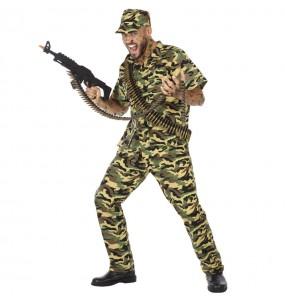 Déguisement Soldat militaire homme
