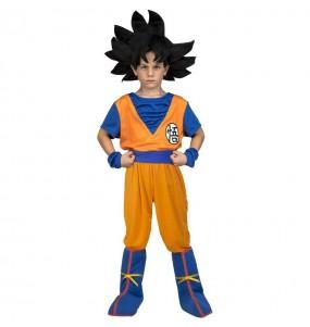 Déguisement Goku Dragon Ball enfant