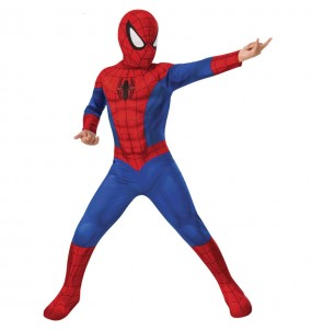 Déguisement Spiderman classic garçon