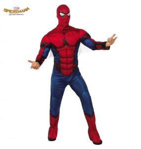 Déguisement Spiderman Homecoming pour homme
