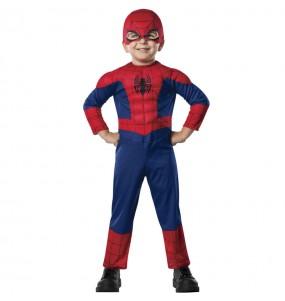 Déguisement Spiderman Marvel bébé