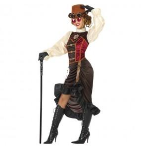 Déguisement Steampunk Victorienne femme