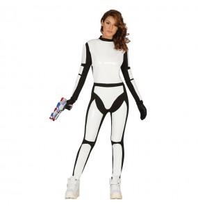 Déguisement Stormtrooper Impériale Femme
