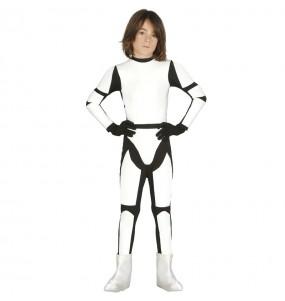 Déguisement Stromtrooper Impérial garçon
