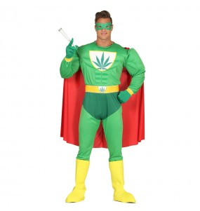 Déguisement Weed Man