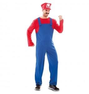 Déguisement Plombier - Mario