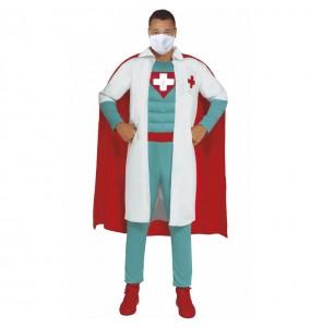 Déguisement Super Docteur homme