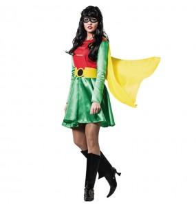 Déguisement Super Robin femme